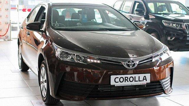 Львівська лабораторія ветмедицини придбала Toyota Corolla за ₴563 тис.