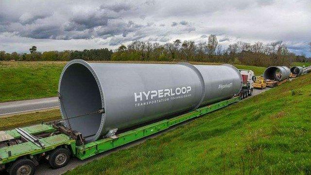 Мінінфраструктури домовилося про співпрацю з компанією Hyperloop