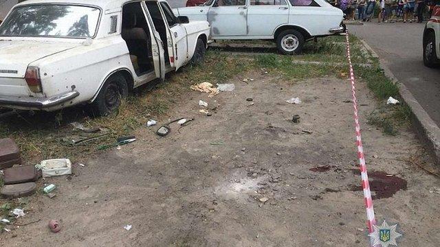 Поліція затримала власника автомобіля, через вибух у якому постраждали діти