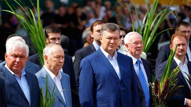 Представники Януковича платили мільйони євро за лобістські послуги колишніх політиків ЄС, – ЗМІ