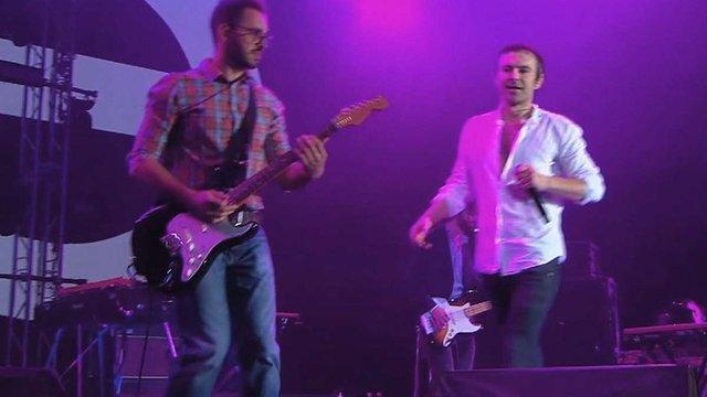 Вакарчук і Гудімов удвох зіграють благодійний концерт у Львові