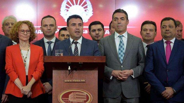 Македонія підписала з Грецією історичну угоду про зміну своєї назви