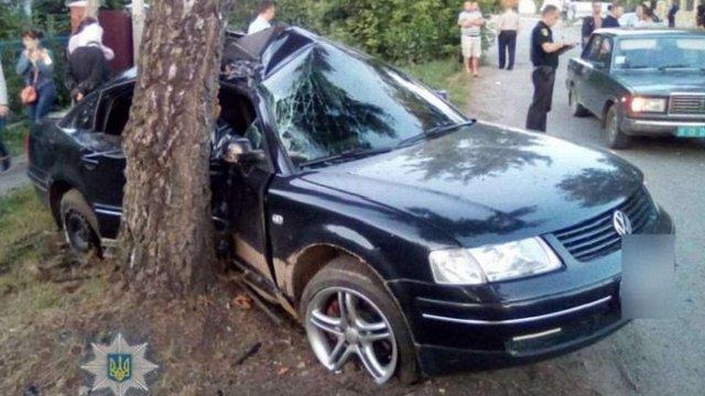 У ДТП на Рівненщині постраждало шестеро дітей