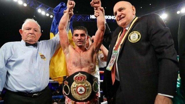 Український боксер Артем Далакян захистив титул чемпіона світу з боксу