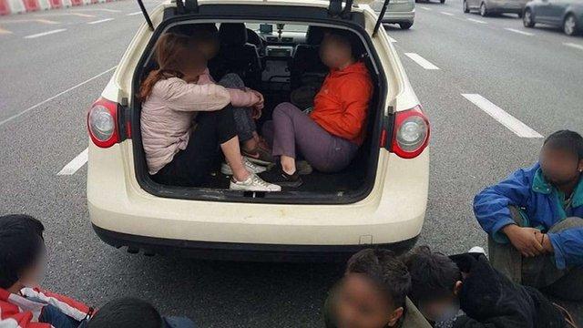 Українця у Польщі арештували на три місяці за перевезення азійських нелегалів
