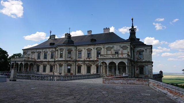 У Підгорецькому замку вперше за майже 80 років відкрили виставку
