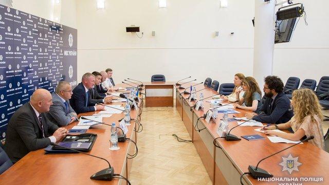 Нацполіція посилить співпрацю з ООН у сфері забезпечення прав людини