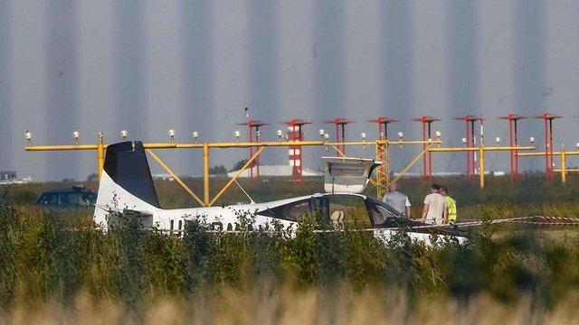 Один з двох паливних баків літака Юрія Чижмаря на момент авіакатастрофи був порожнім