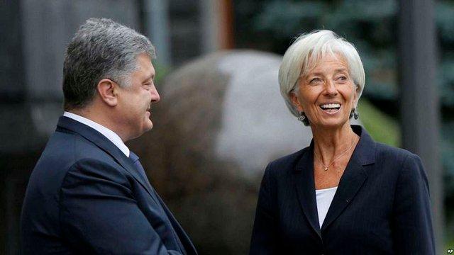 В МВФ привітали ухвалення закону про Антикорупційний суд, але висловили застереження