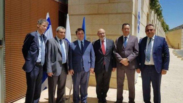 Україна узгодила з Ізраїлем угоду про вільну торгівлю