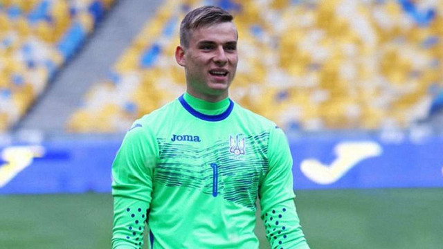 Мадридський «Реал» підписав українського голкіпера