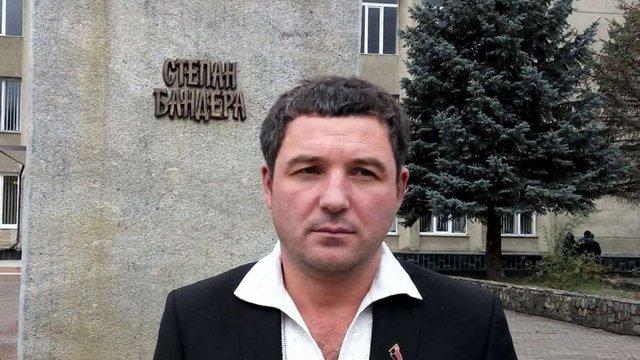 Суд закрив справу про корупцію мера Сколе Володимира Москаля