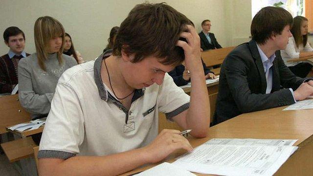 ЗНО з історії України не склали понад 14% учасників тестування