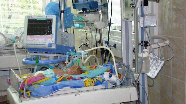 На кисень для порятунку новонароджених у лікарні ОХМАТДИТ уже зібрали ₴170 тисяч