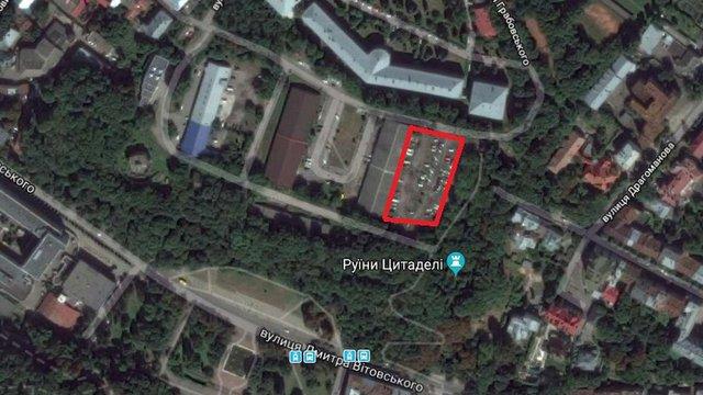Депутати ЛМР розглянуть вето Садового щодо будівництва на Цитаделі