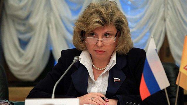 Порошенко скасував заборону на в'їзд в Україну для російського омбудсмена Москалькової