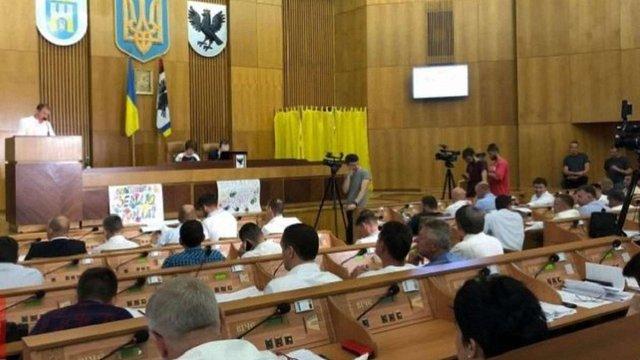 Депутати міськради Івано-Франківська підтримали звернення проти гомосексуалізму в системі освіти