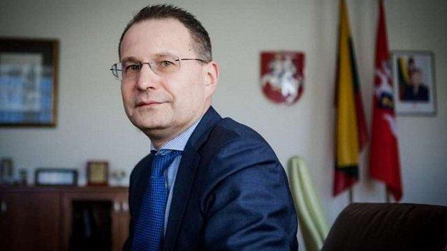У голови Конституційного суду Литви вкрали у Києві гаманець