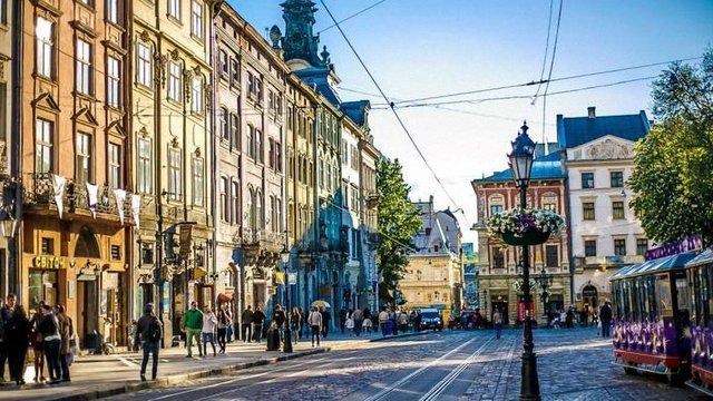 Львів увійшов до п'ятірки найкомфортніших українських міст