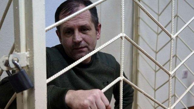 Український політв'язень Володимир Балух оголосив сухе голодування