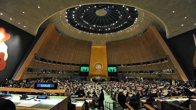 Ізраїль призупинив участь в  Раді ООН з прав людини