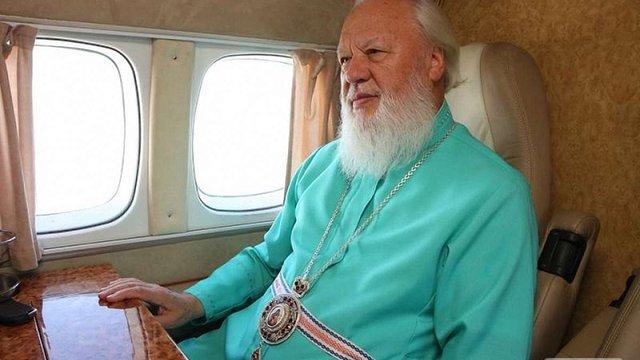 Лідер проросійського крила УПЦ (МП) приїхав на перемовини до Вселенського Патріарха