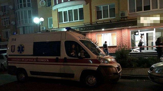 Власник кафе грузинської кухні в Києві після сварки застрелив відвідувача