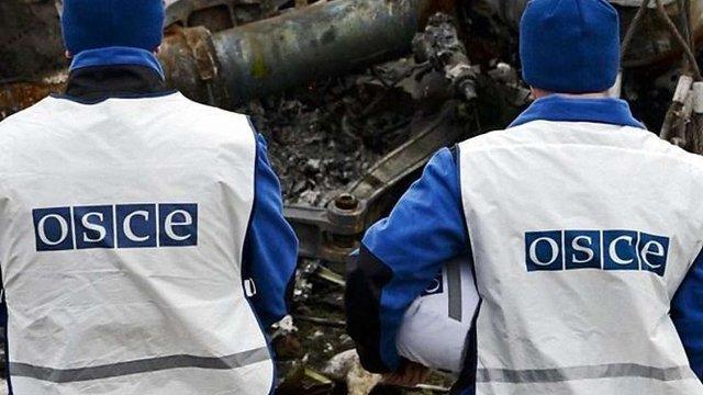 П'яні бойовики з РФ змусили місію ОБСЄ їхати замінованою дорогою