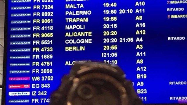 Ernest Airlines без пояснень скасував авіарейс із Мілана до Львова