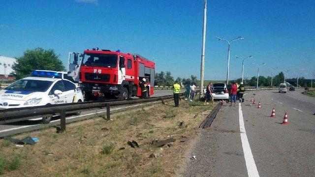 Троє людей загинули в ДТП на Дніпропетровщині