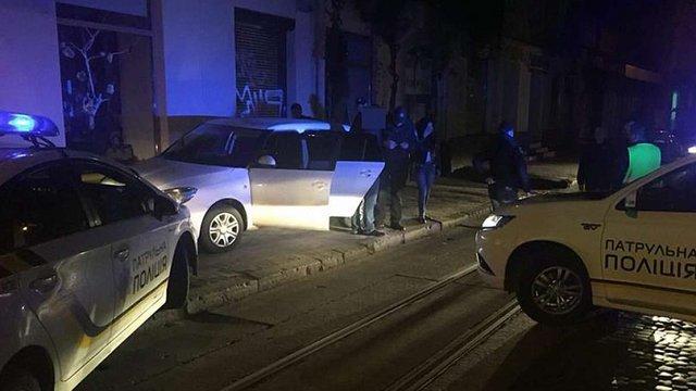 У Львові патрульні влаштували нічну погоню за нетверезим водієм