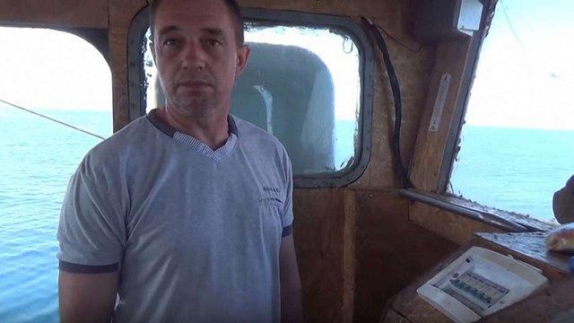 Затримані біля окупованого Криму моряки українського судна відмовилися від їжі