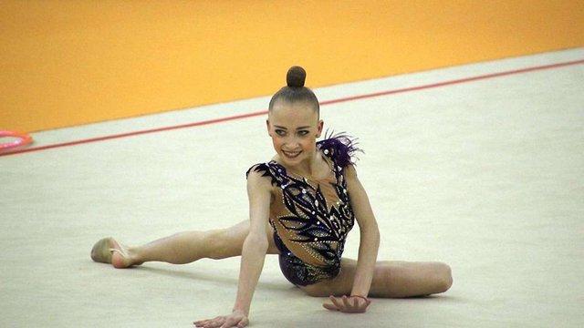 Львів'янка Христина Погранична виборола п'ять золотих медалей турніру у Туреччині