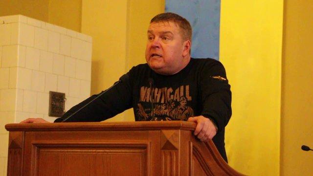 Комісія Львівської міськради засудила поведінку депутата від ВО «Свобода»