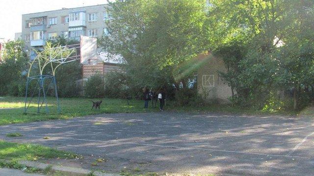 Спортивний майданчик школи №48 відремонтують за ₴698 тис.
