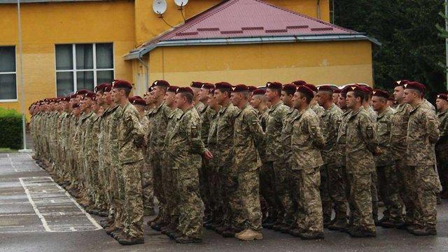 Після повернення з фронту бійці 80 ОДШБр пройдуть урочистою ходою Львовом