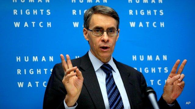 Human Rights Watch закликала Україну боротися зі злочинами на грунті ненависті
