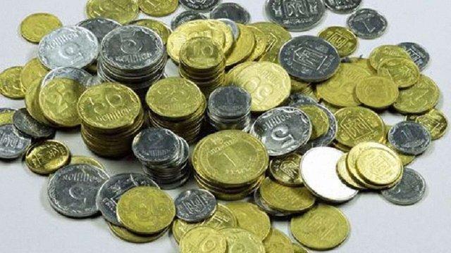 НБУ вводить плату за поповнення банківських кас монетами
