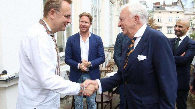 Посол Нідерландів запропонував допомогу Львову у вирішенні проблеми з ТПВ