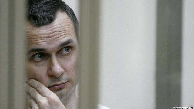Денісову втретє не впустили до Сенцова, бо він «громадянин Росії»