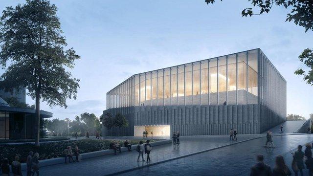 Музей Революції Гідності у Києві побудують за проектом німецьких архітекторів