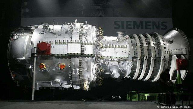 Росія попри європейські санкції випробувала в окупованому Криму турбіну Siemens