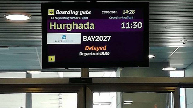 Майже 200 туристів вчасно не вилетіли з Києва в Єгипет з вини туроператора та авіаперевізника