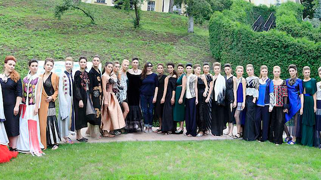 Дизайнерка Оксана Караванська презентувала «Український Haute Couture»