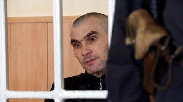 В'язень Кремля Сергій Литвинов у колонії схуд на 17 кг