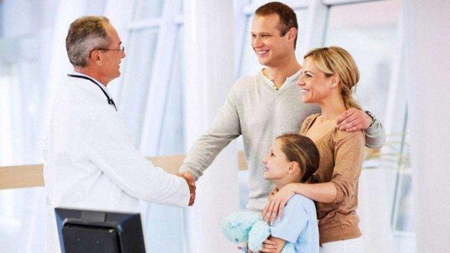МОЗ опублікувало новий список безкоштовних медичних послуг