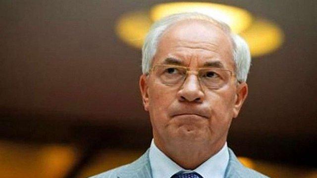 Верховний суд відмовив Азарову в поновленні пенсійних виплат