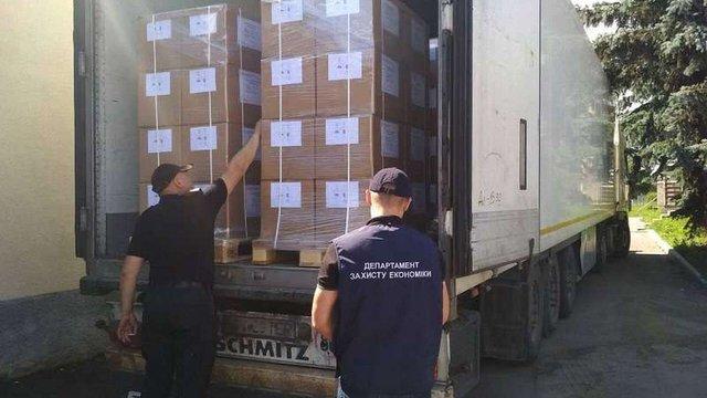 На Буковині прикордонники вилучили контрабандні ліки на суму ₴2,2 млн