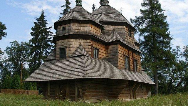 У Городоцькому районі розробили нові туристичні маршрути дерев'яними церквами