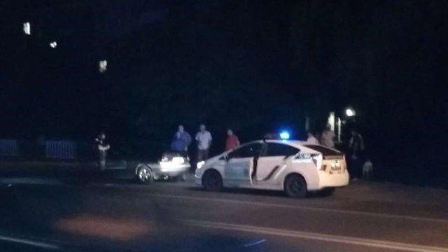 Львівські патрульні затримали нетверезого водія без документів